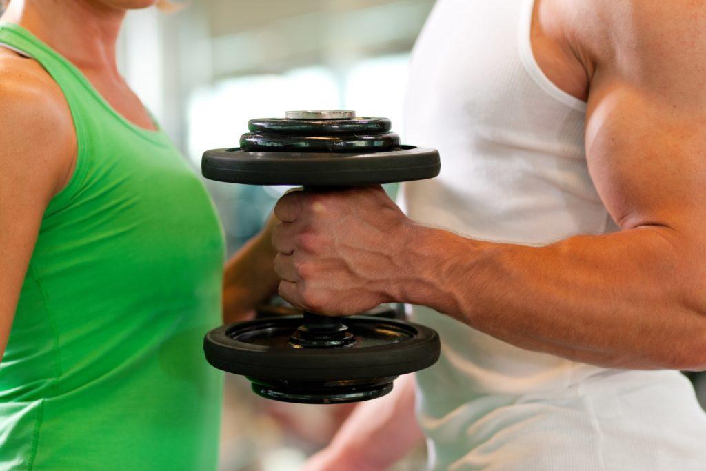 Proteine sind für den Muskelaufbau unerlässlich