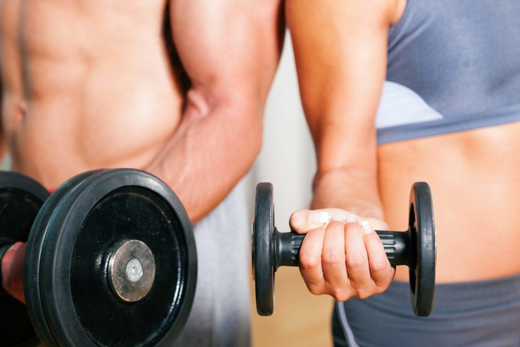 Sind Muskeln tatsächlich schwerer als Fett?