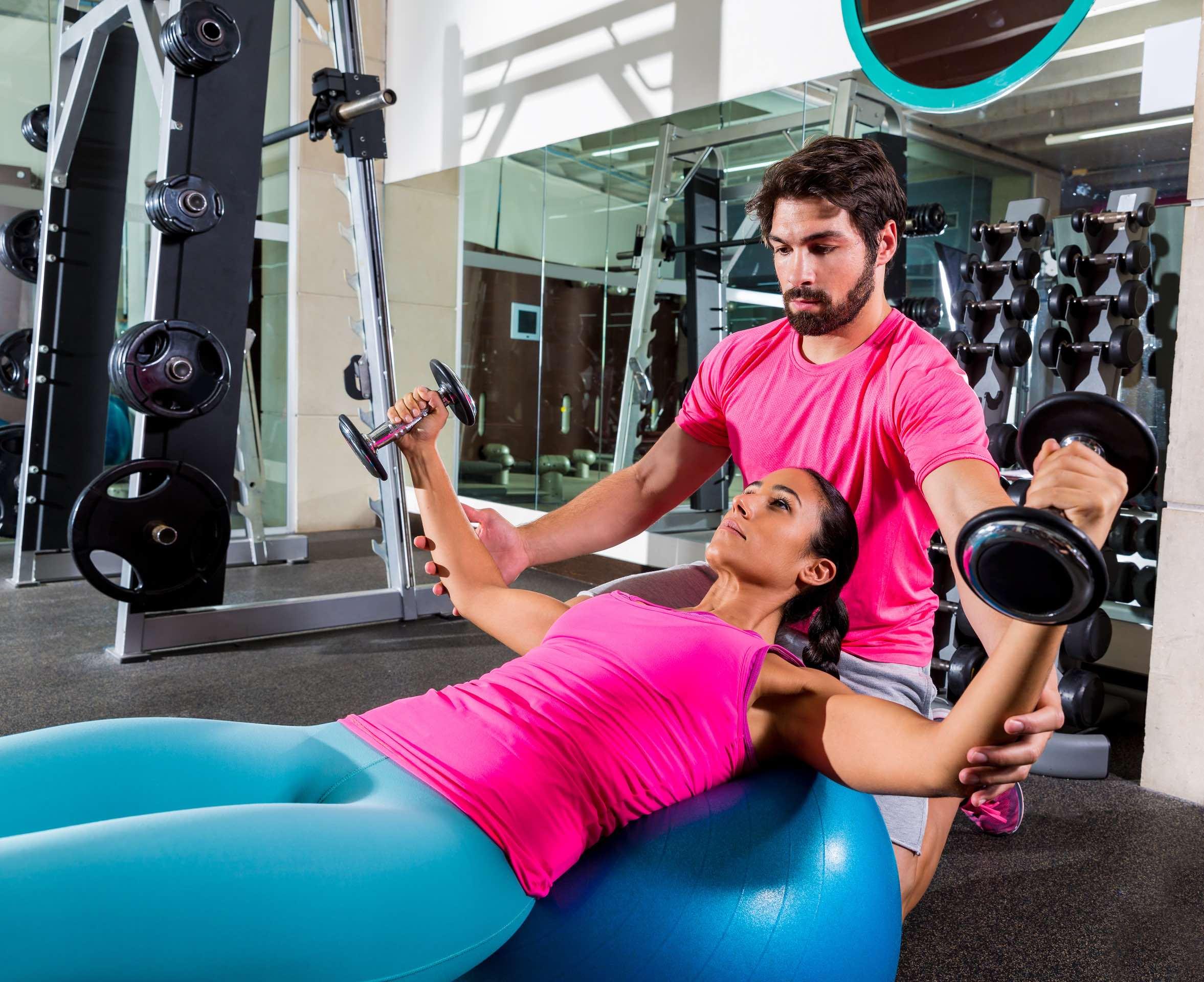 Mit Voraktivierung kannst Du effektiver trainieren