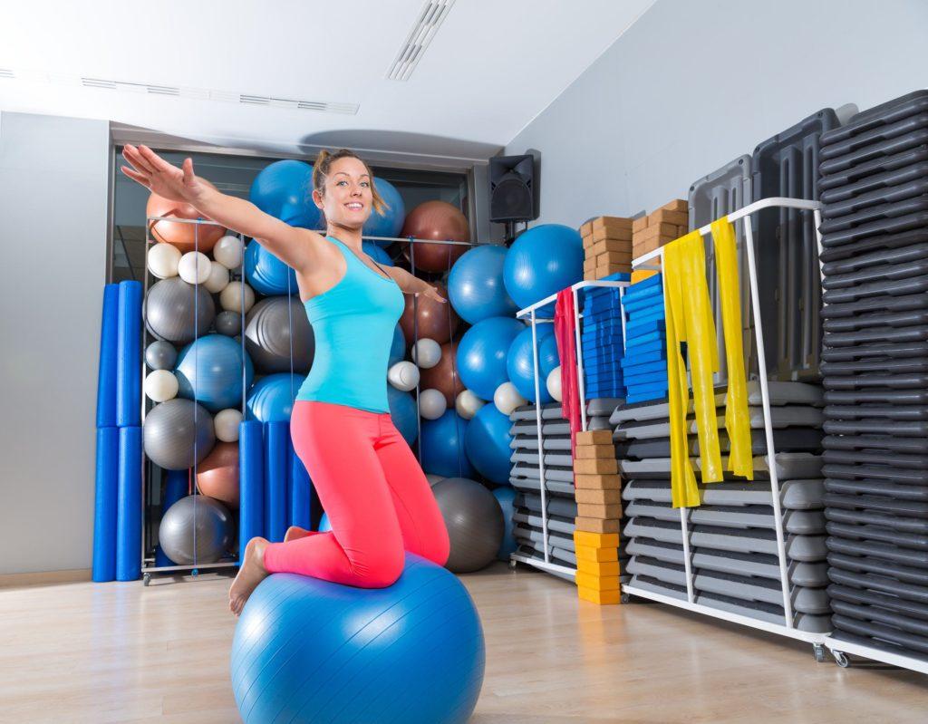 Balaancetraining verbessert auch Deine anderen konditionellen Fertigkeiten
