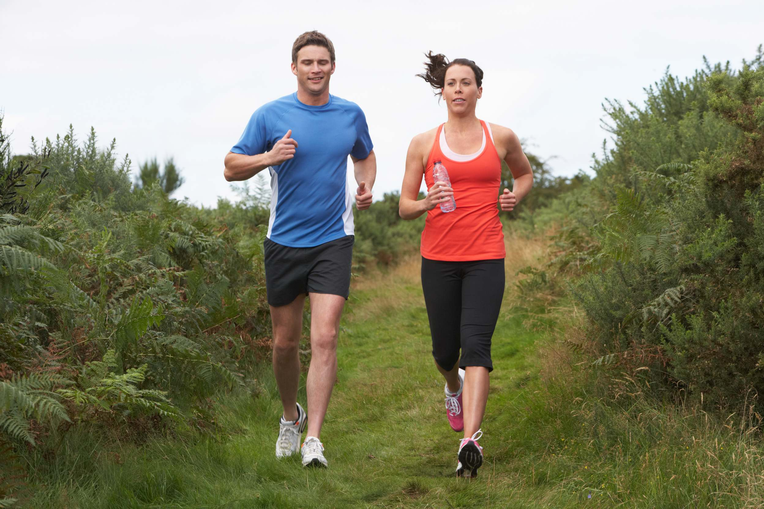 Darmbakterien profitieren von Ausdauersport