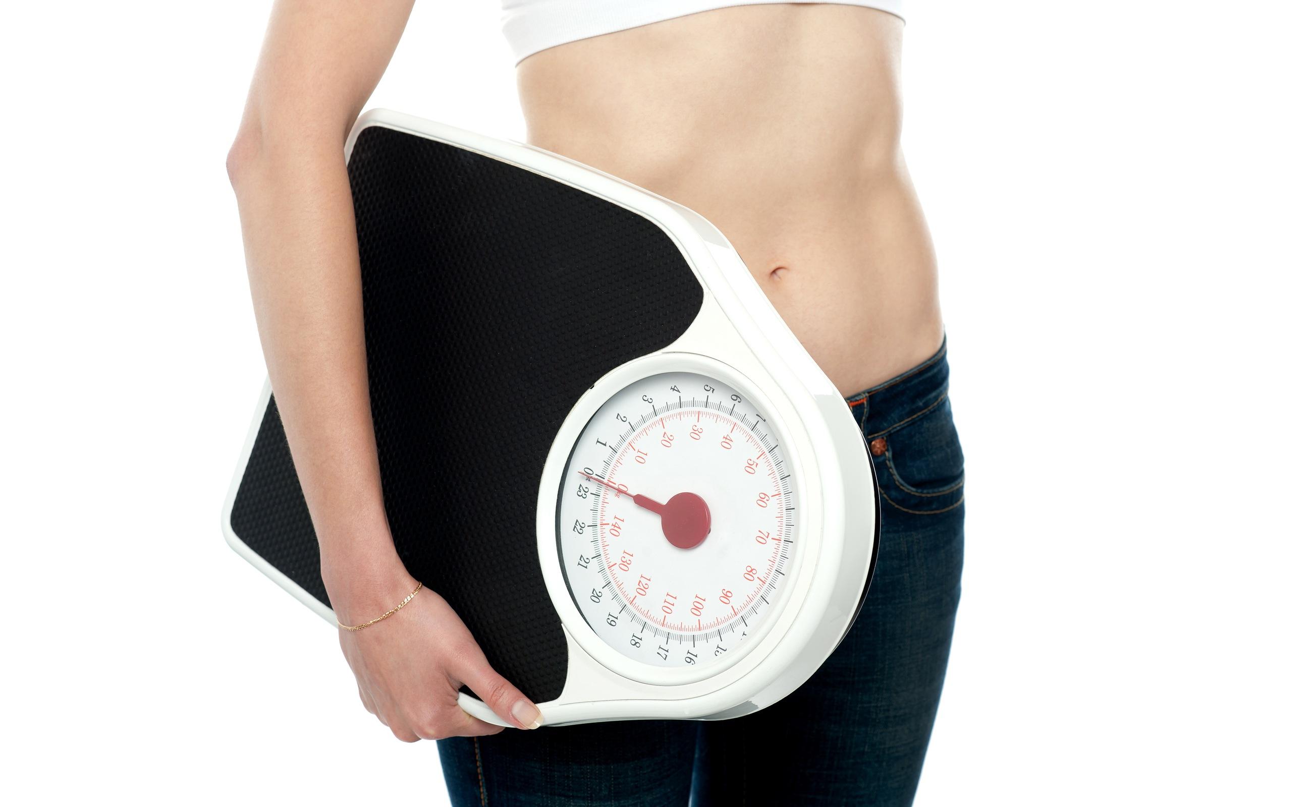 Sind Muskeln schwerer als Fett?