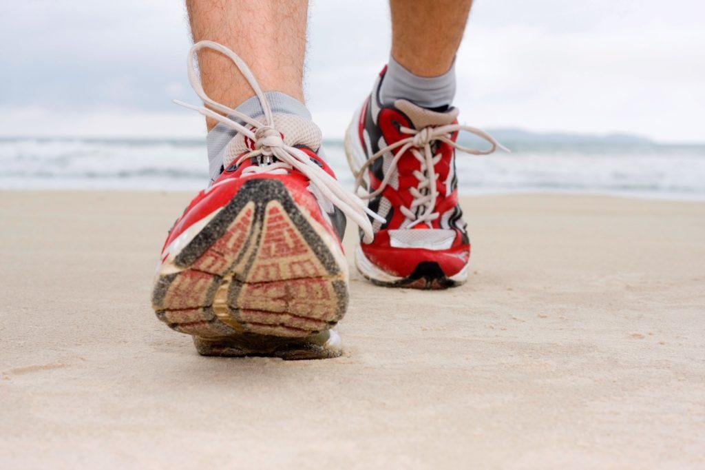 Gesunde Füße werden von zu vielen Sportlern vernachlässigt