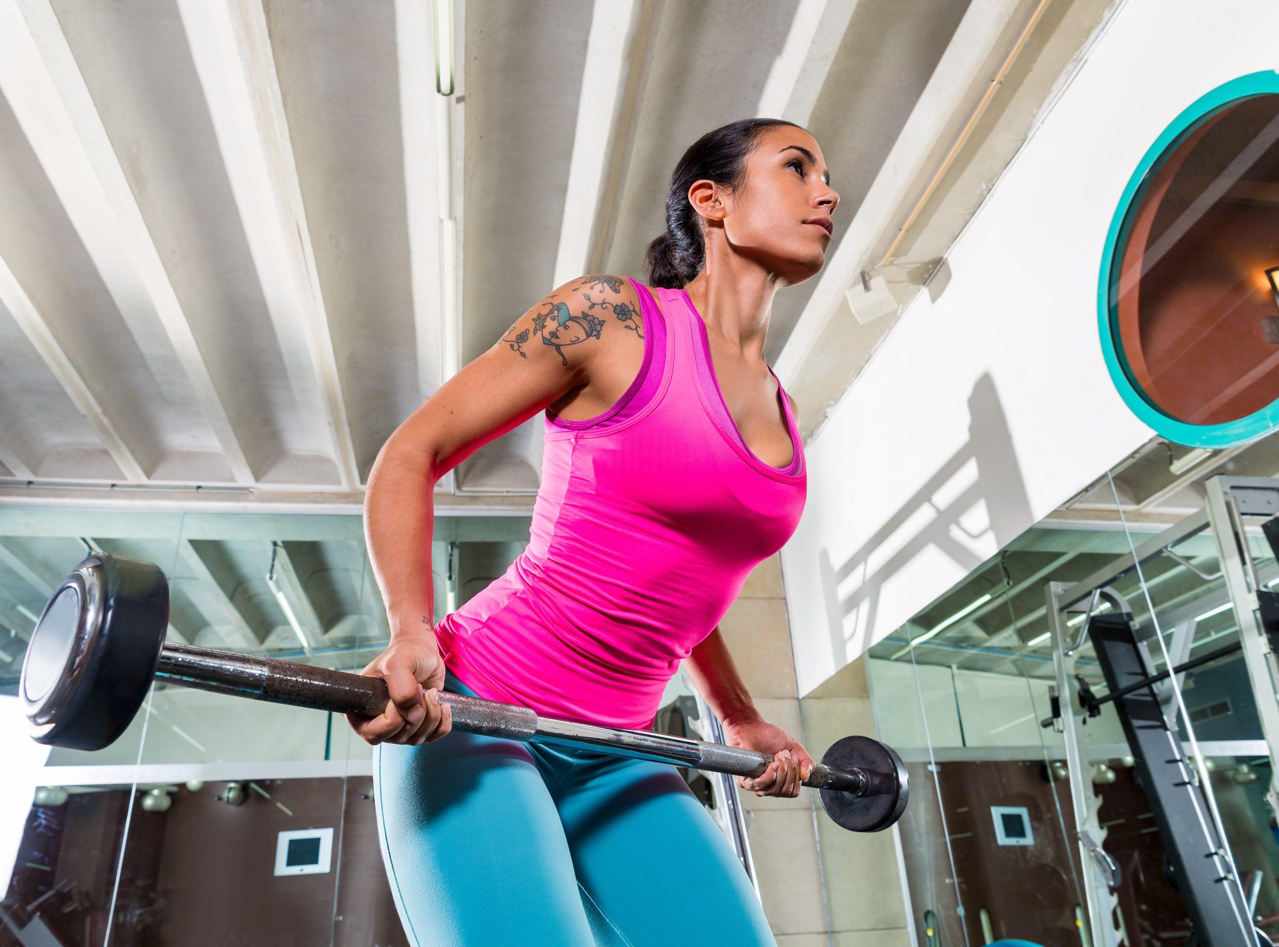 Mit guter Greifkraft kannst Du effektiver trainieren
