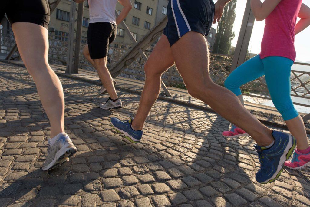 Die richtige Kadenz macht Dich zu einem schnelleren Läufer