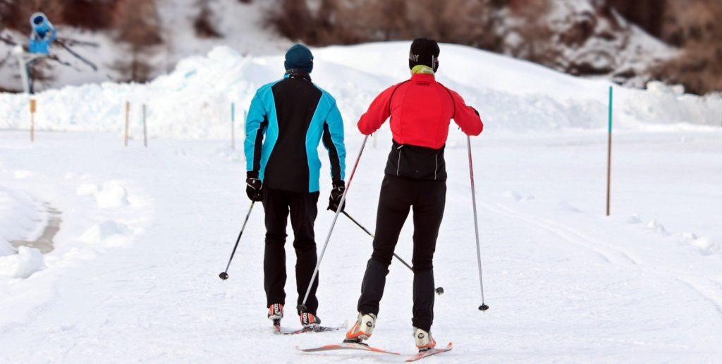 Auch bei großer Kälte steigt die Körpertemperatur