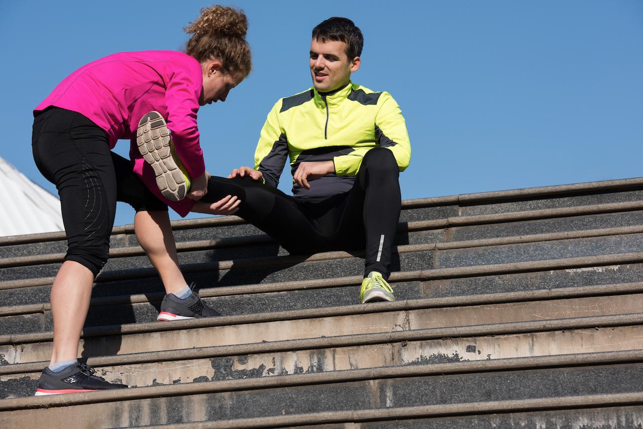 Warum Sportverletzungen bei Läufern so häufig sind