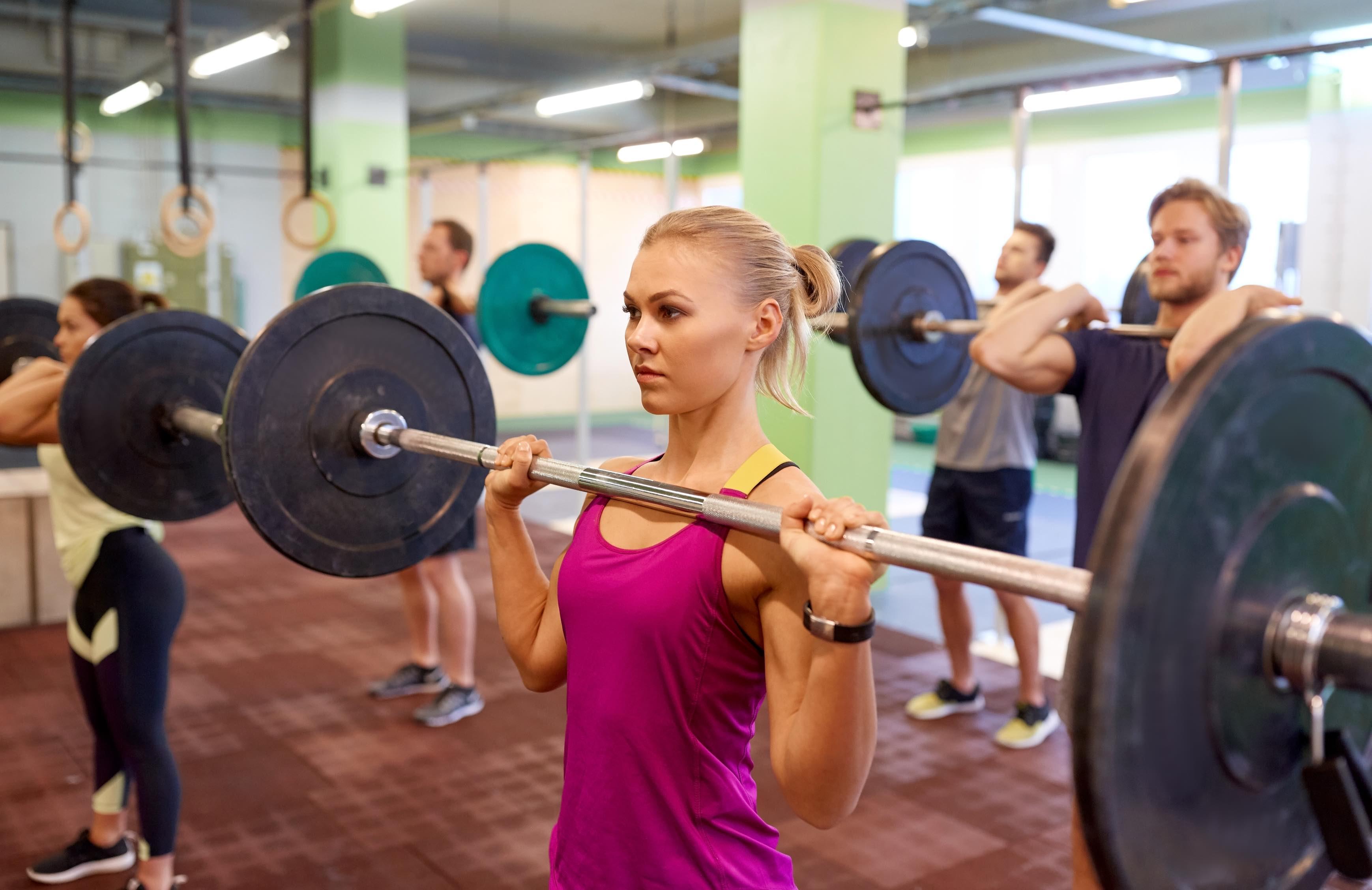 Körperwahrnehmung beim Fitness- und Krafttraining