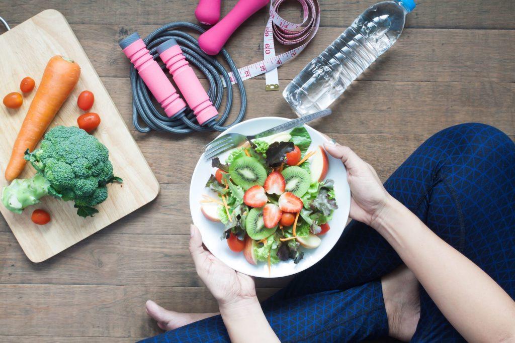 Rohkost liefert oft nicht genug Kalorien