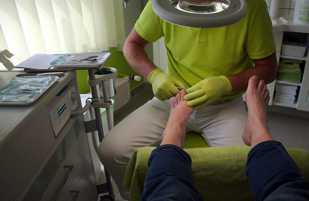 Fußpflege für gesunde Füße