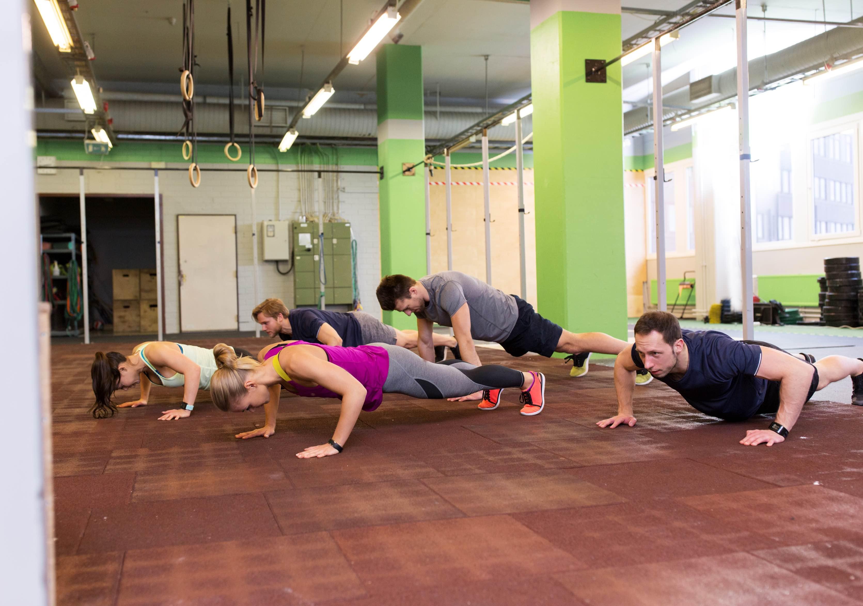 Was bringt das 7-Minuten-Workout für die Fitness?