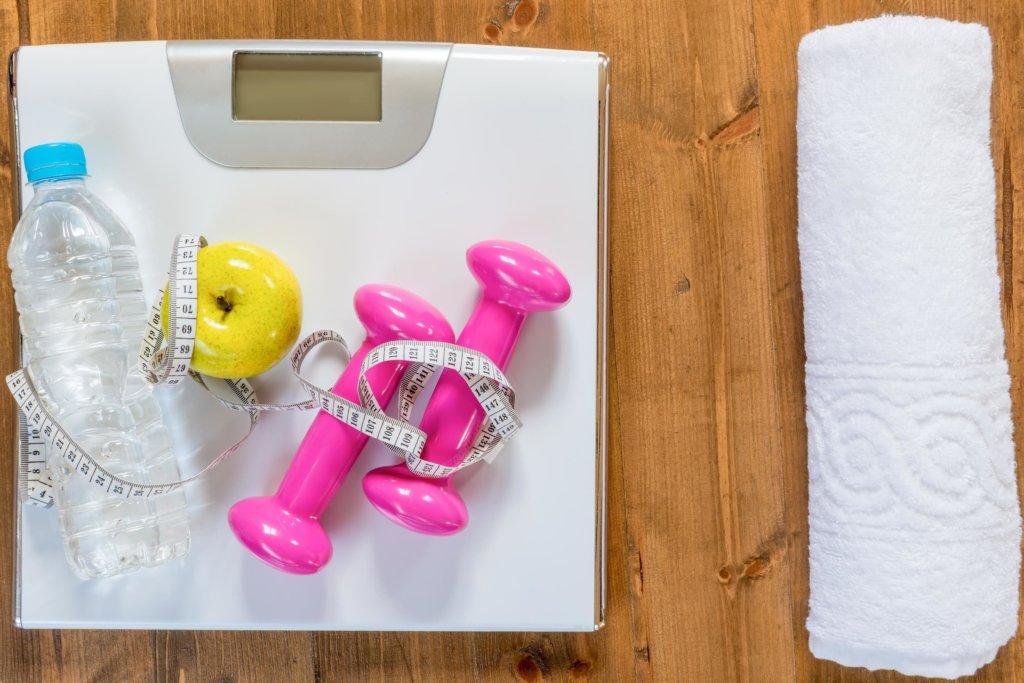Nur Körperfettwaagen mit Handsensoren liefern richtige Ergebnisse