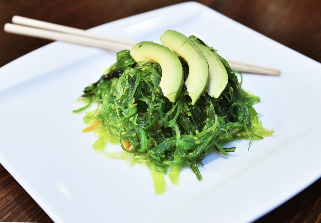 Mit Algen lassen sich tolle Gerichte zaubern