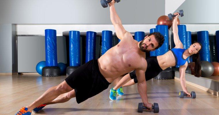 Quick-Workout – Topfit in 15 Minuten