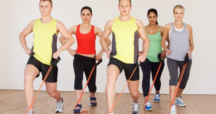 Fitnessband: 7 Übungen für Läufer und Walker