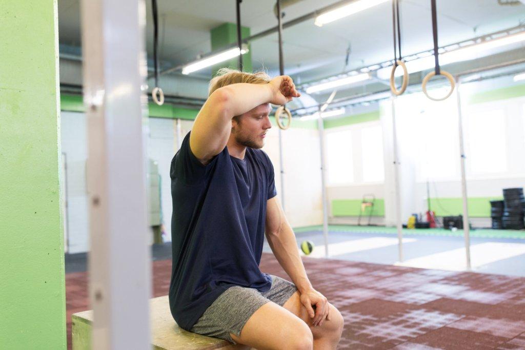 Wer straffe Muskeln will, muss seinem Körper Zeit zur Regeneration geben