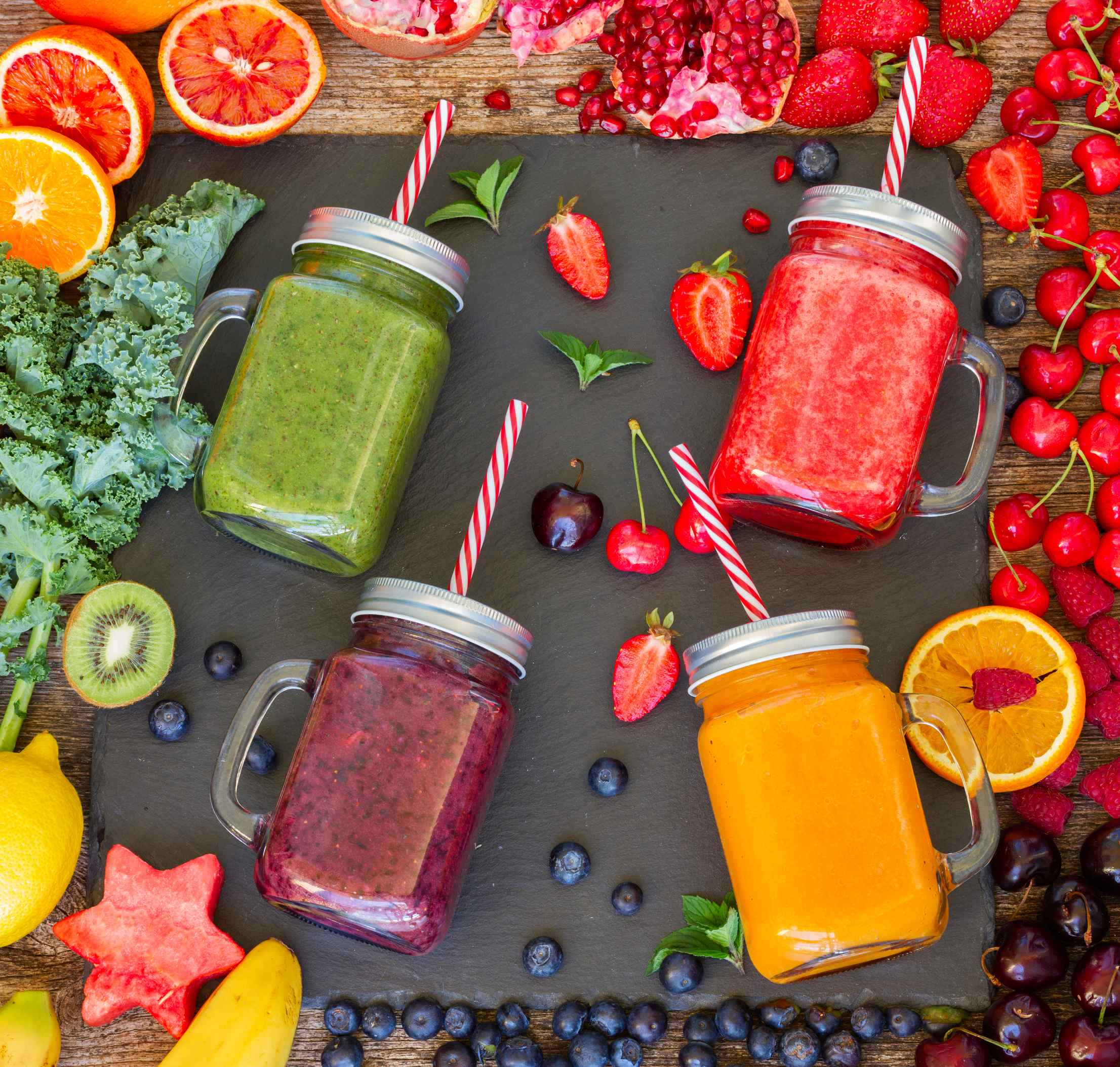 Fitness-Smoothie zur schnelleren Regeneration