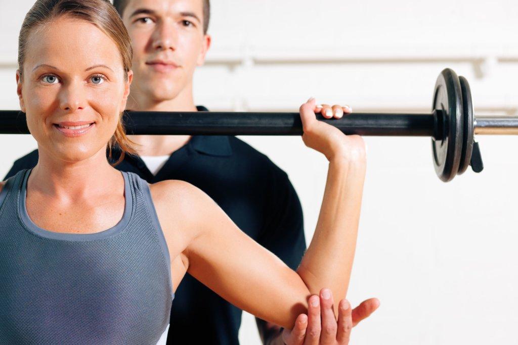 Die korrekte Bewegungsausführung gehört mit zu den wichtigsten Trainingsprinzipien