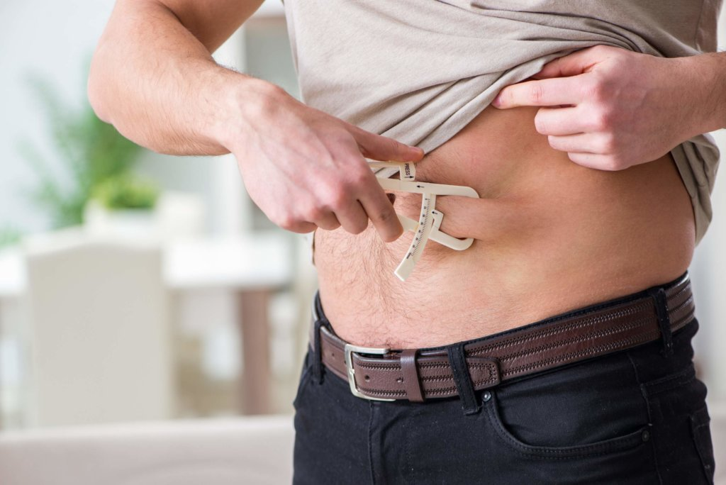 Too much belly fat harms your health