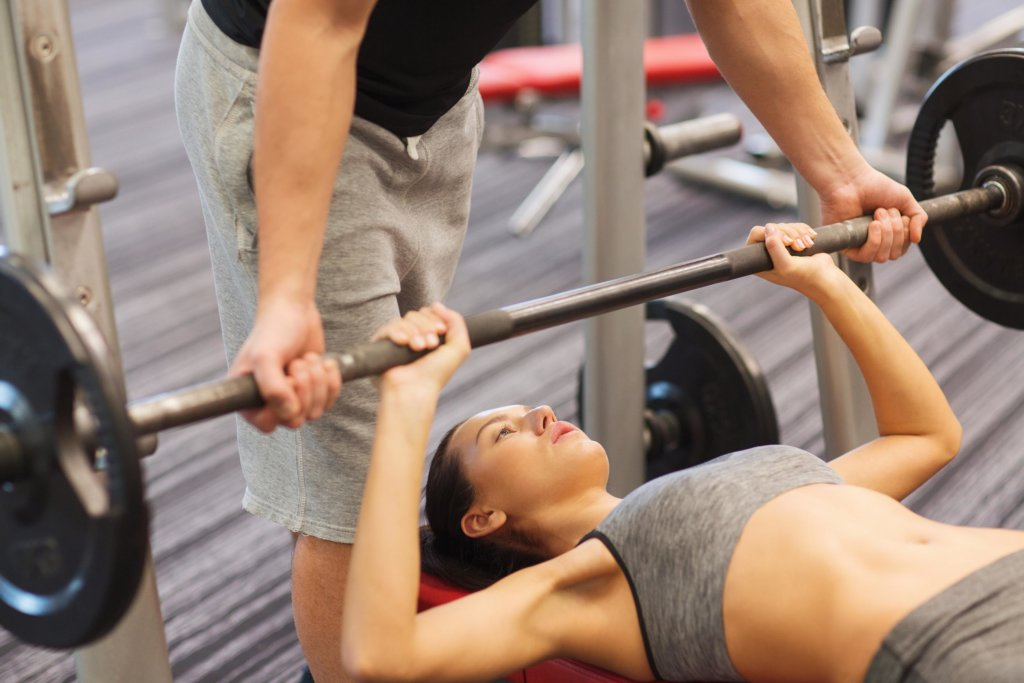 Die Muskelprotein-Synthese verhindert Muskelmasseverlust