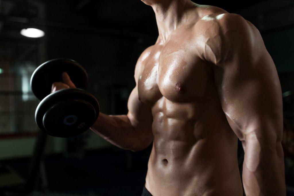 Muskeln trotz Minimalaufwand