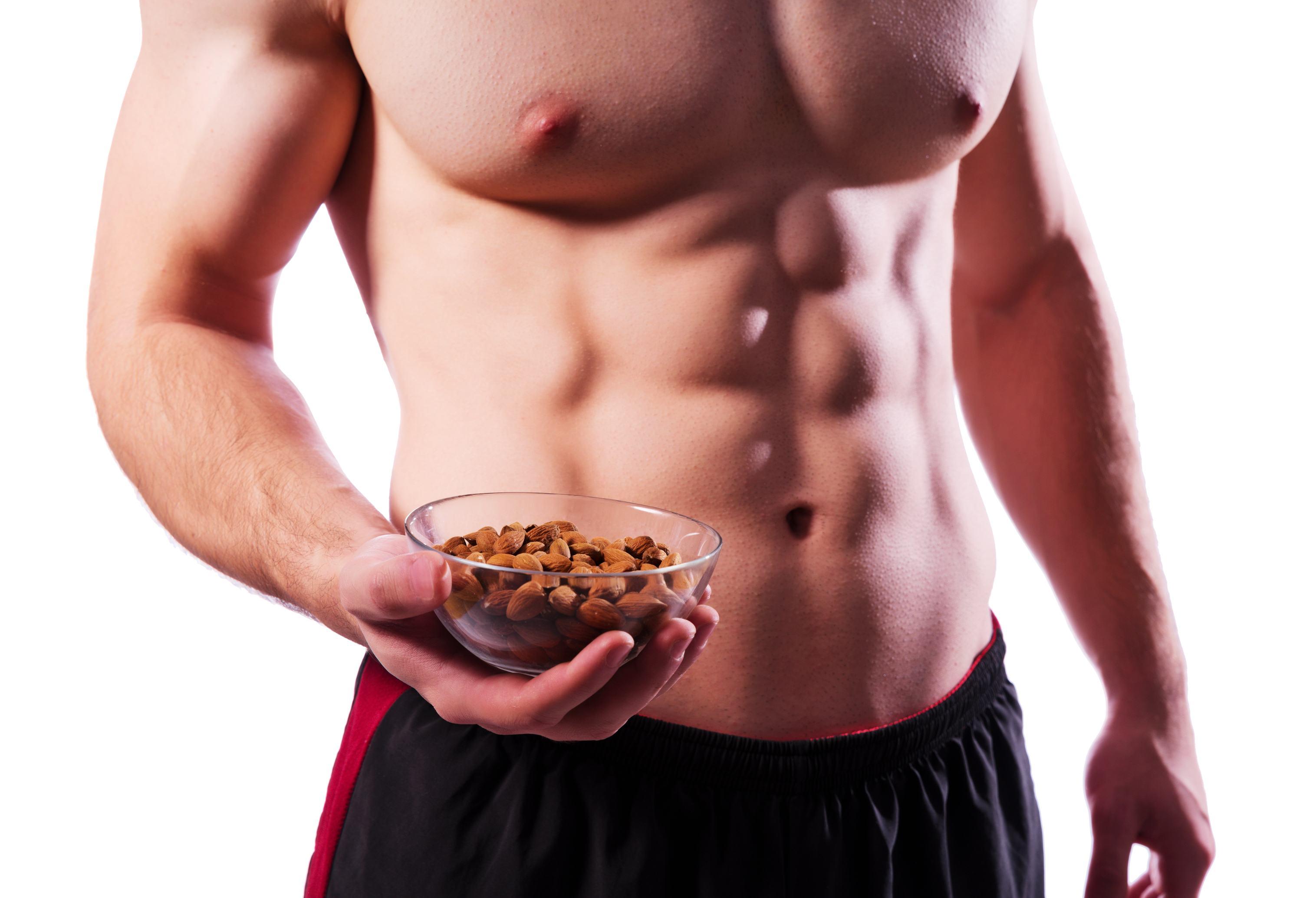 Nüsse sind der perfekte Fitnesssnack