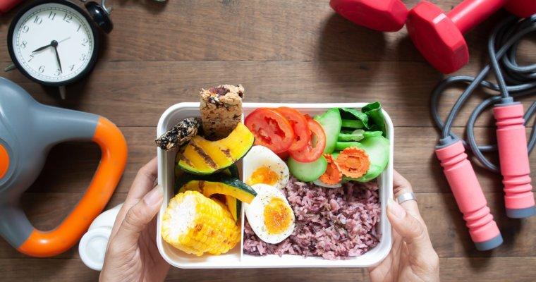 Clean-Eating hilft Dir besser zu trainieren