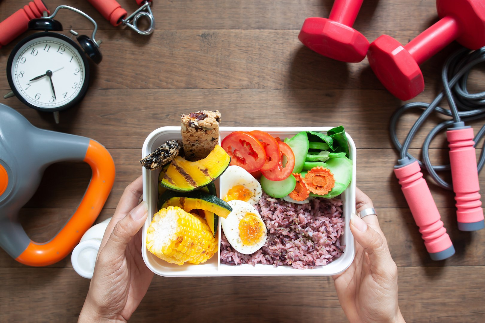 Wie Clean-Eating das Training optimiert