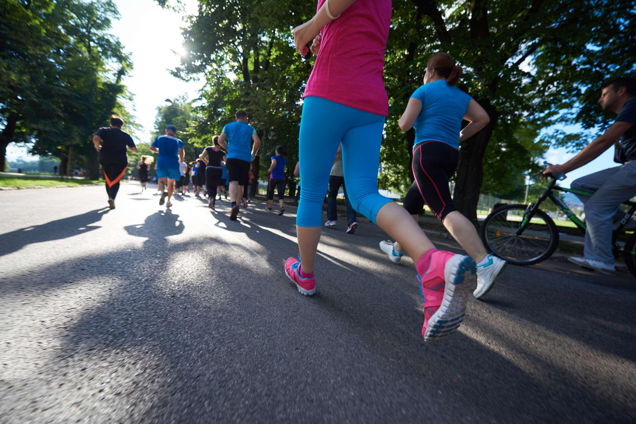 Was passiert beim Marathonlauf mit Deinem Körper?