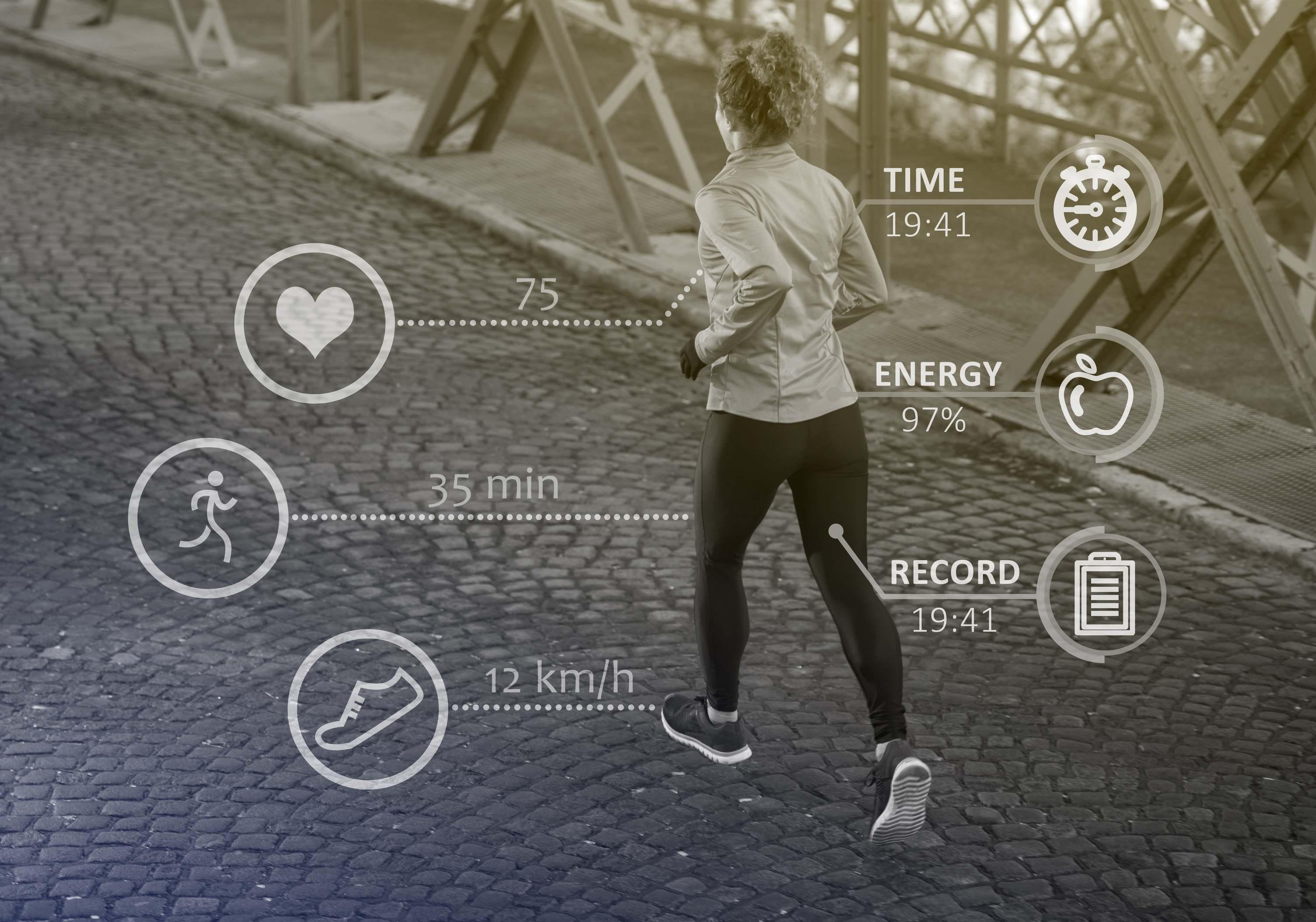 So verbessert du deine Laufeffizienz