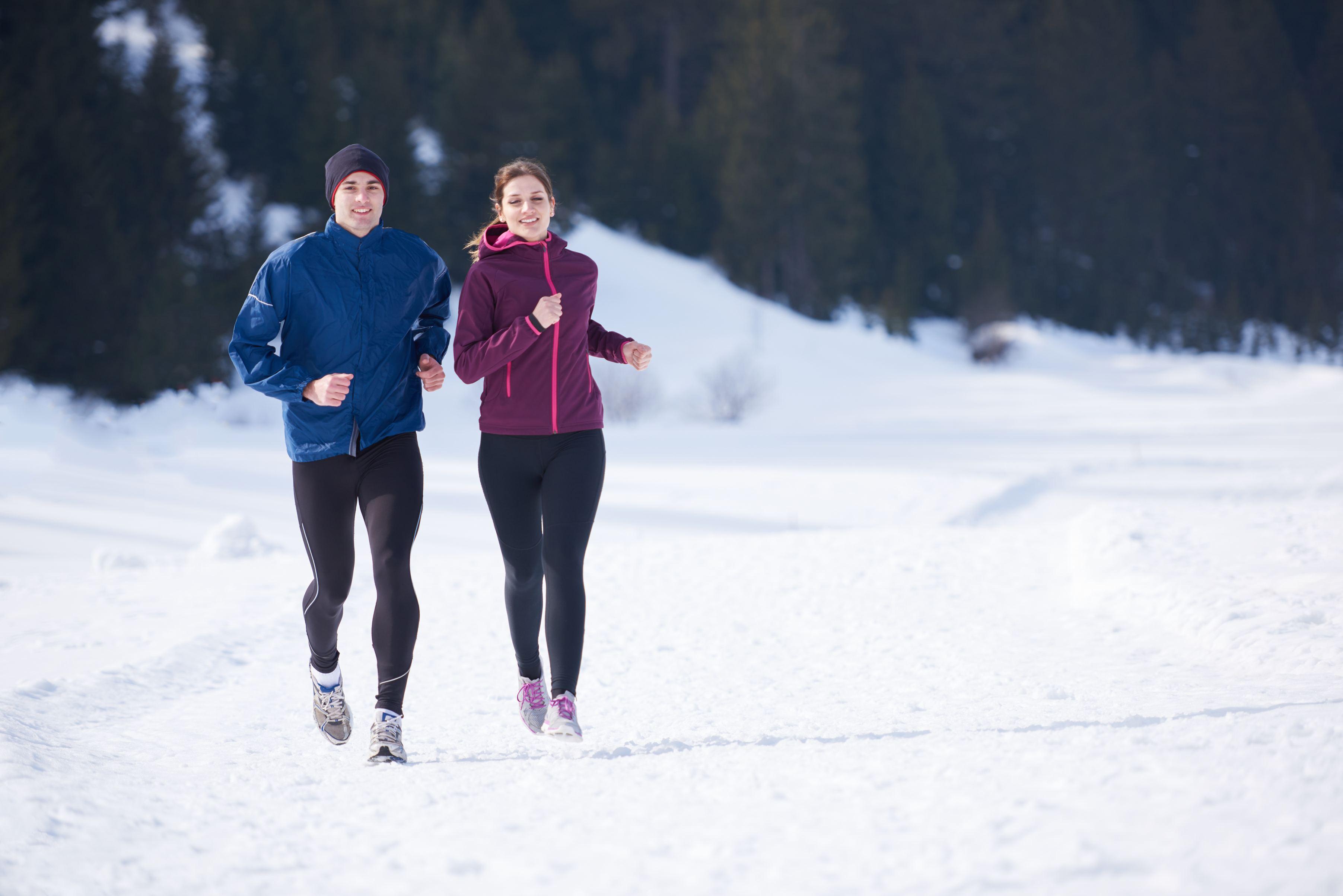 Laufen im Winter – so behältst Du Deine Form