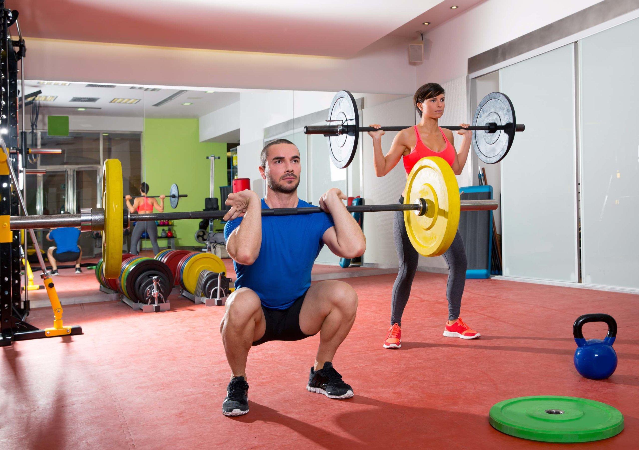 Diese Muskelgruppen solltest Du zusammen trainieren