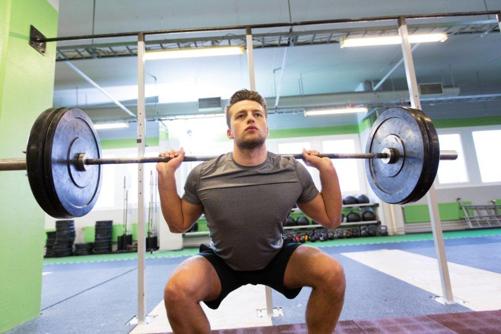 Beim Training der Muskelgruppen darf der Quadriceps nicht fehlen