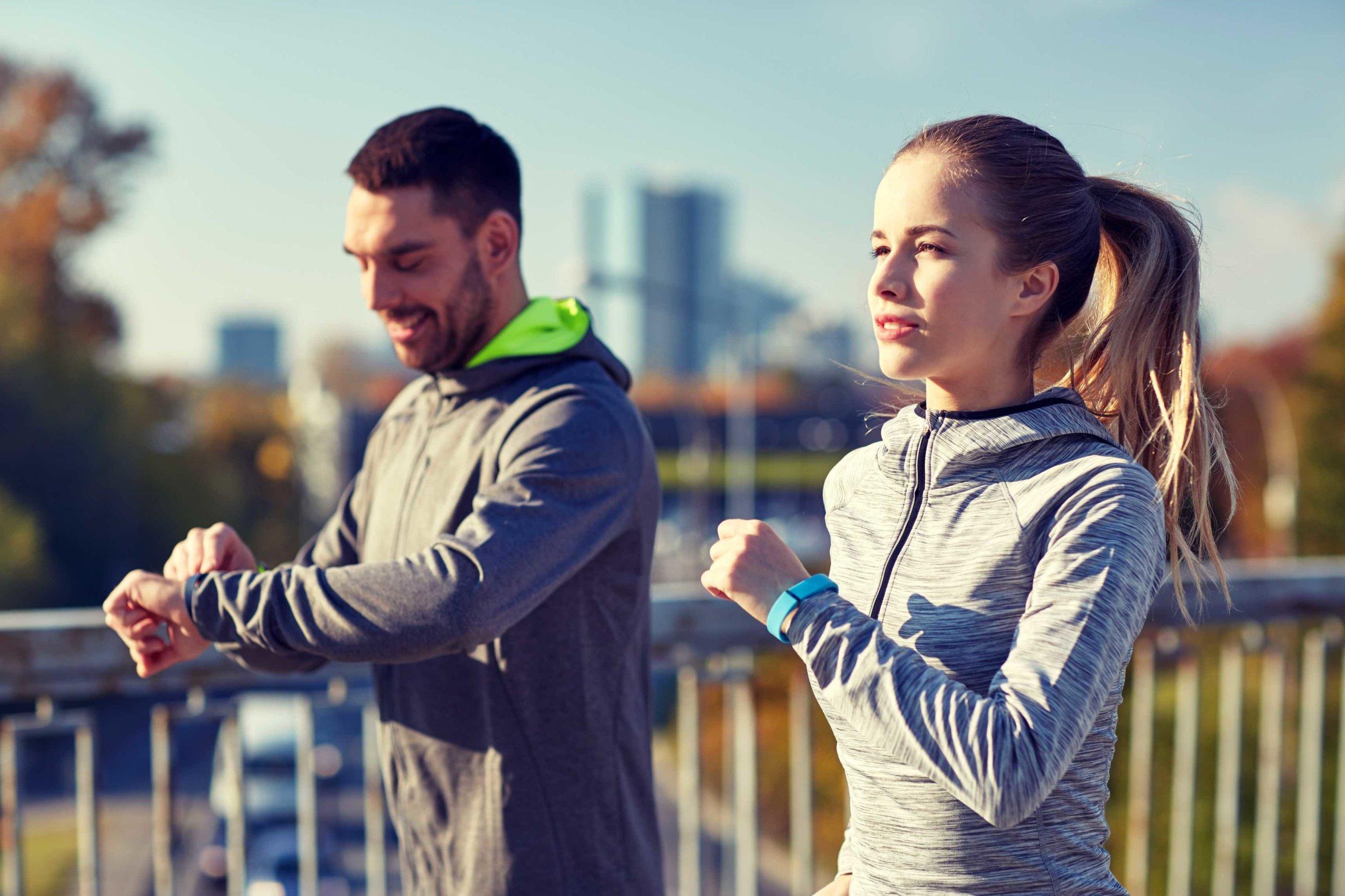 Lauftraining: Soll ich auf Distanz oder auf Zeit laufen?