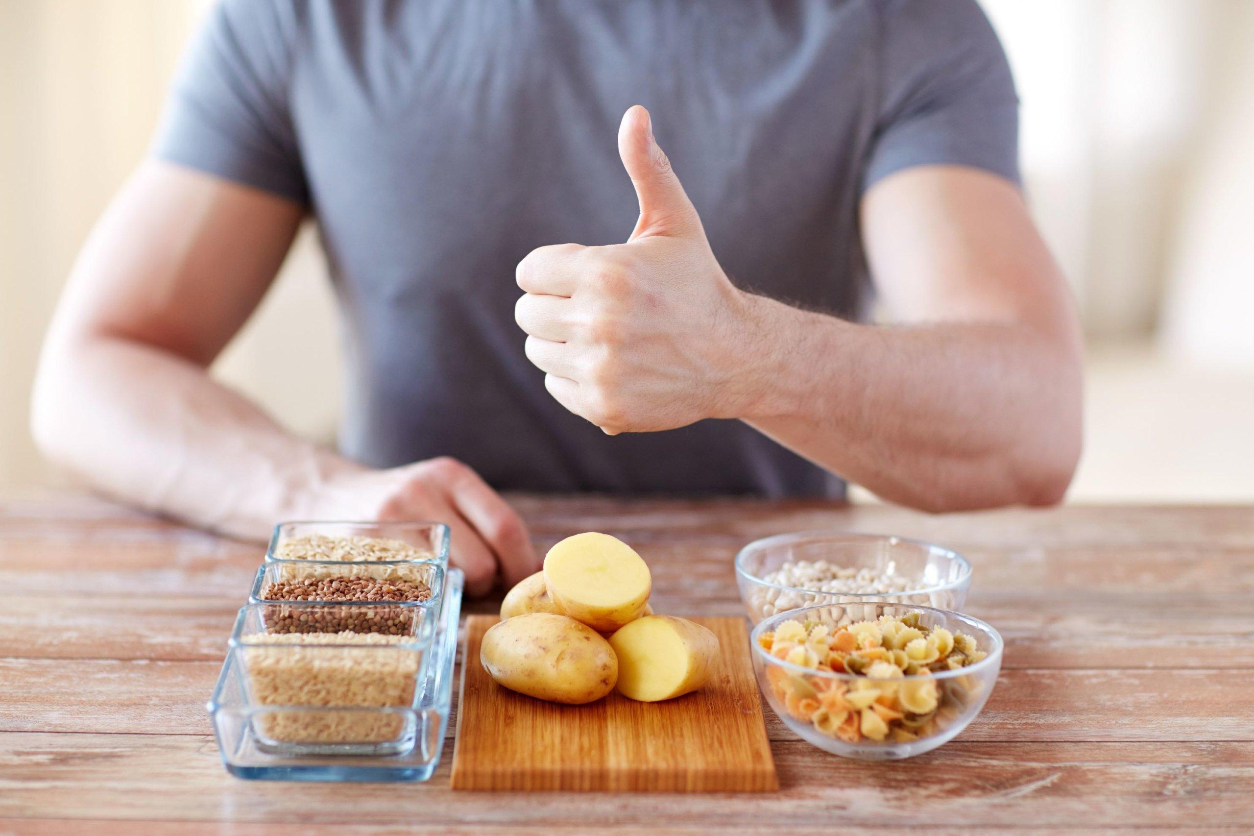 Wie gut deckst Du Deinen Kohlenhydratbedarf?