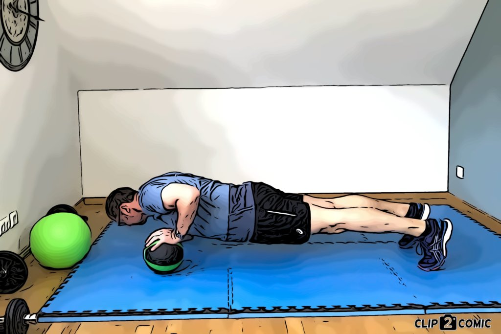 Medizinball-Übungen für den ganzen Körper