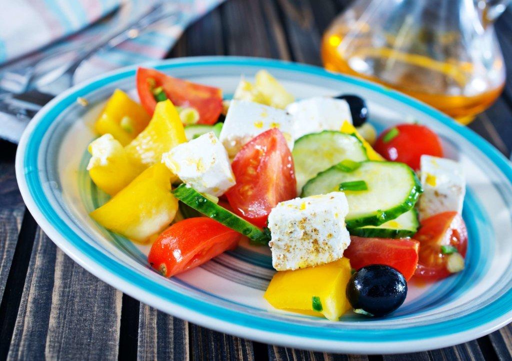 gute Ernährung für eine starke Abwehr