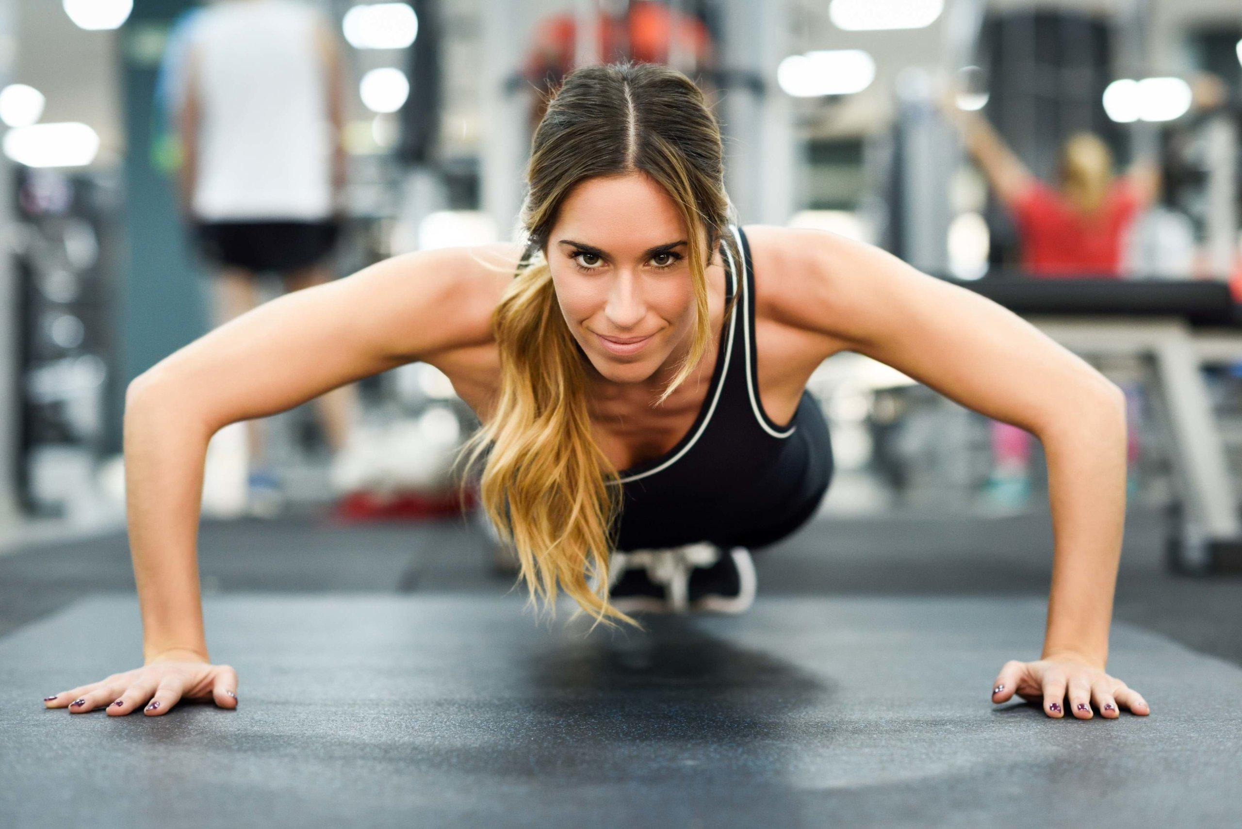 Effektivere Übungen mit dem eigenen Körpergewicht