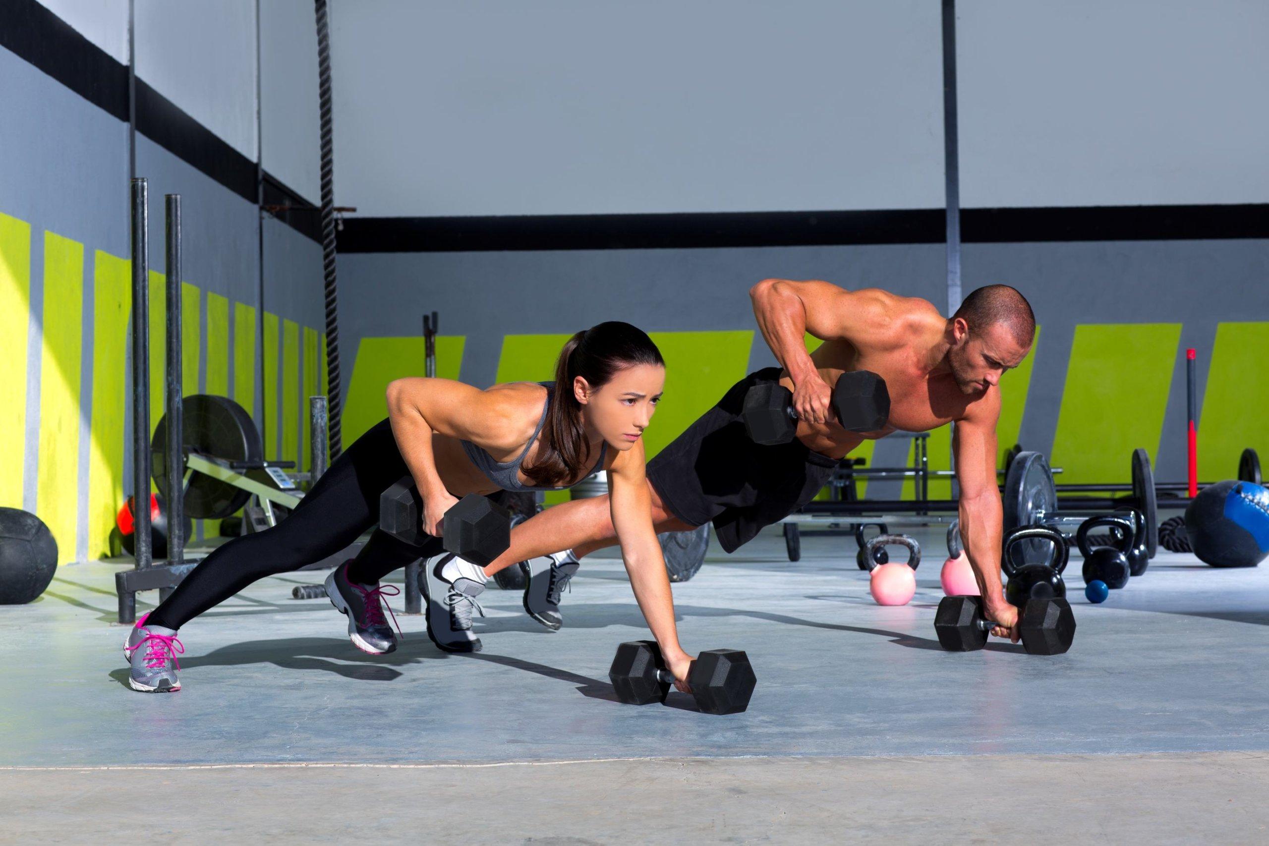 Diese Übungen sind tolle Kalorienverbrenner