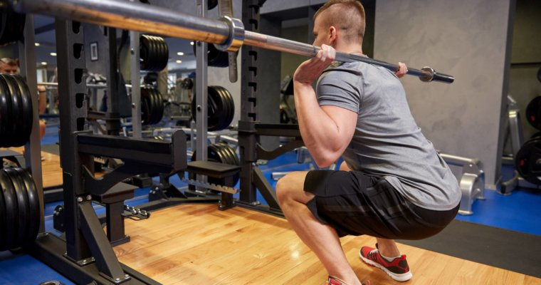 Die 4 besten Tipps für korrekte Kniebeugen