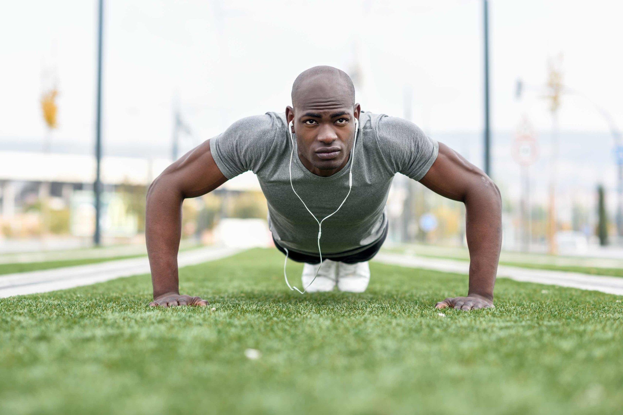 Übungen mit dem eigenen Körpergewicht intensivieren