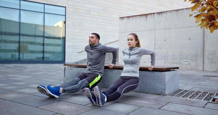 Das Überall-Workout für zwischendurch