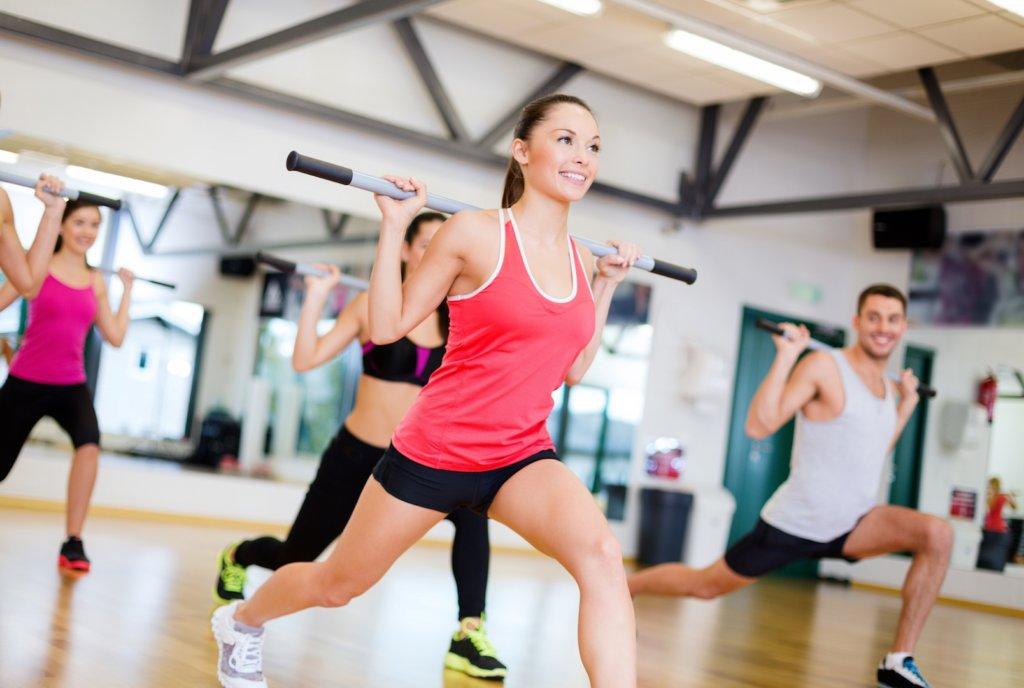 Ausfallschritte können schnell einen Muskelkater provozieren