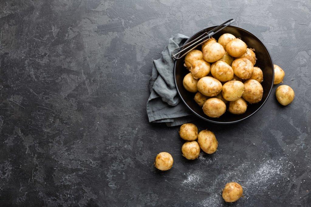 Nährstoffe in Kartoffeln