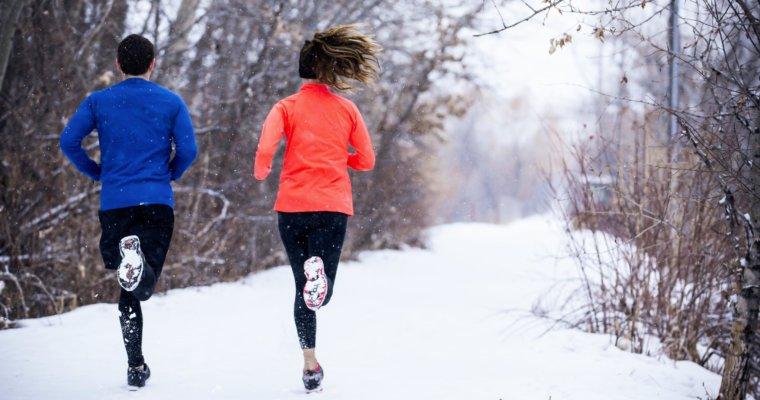 So machst Du Dich für Dein Training winterfest