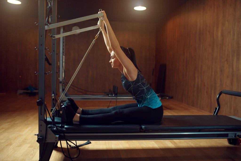 Pilates als Fettverbrennungs-Workouts