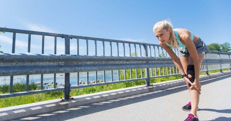 Gute und schlechte Schmerzen beim Training
