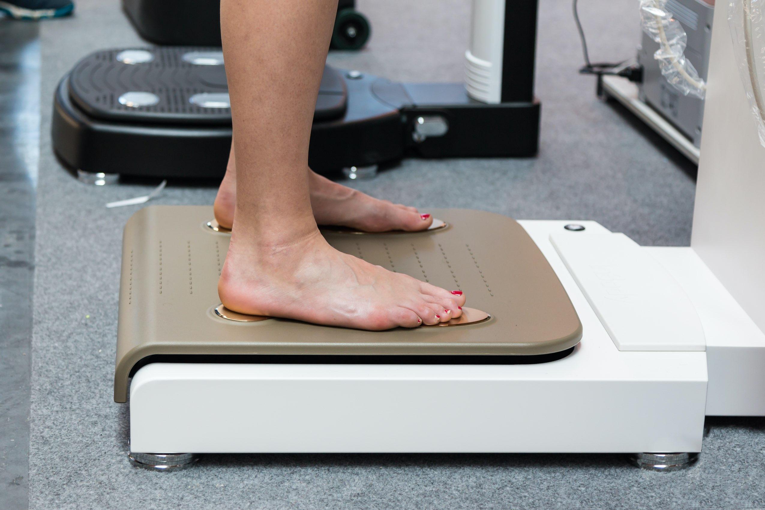 Körperfettwaagen – worauf Du achten musst