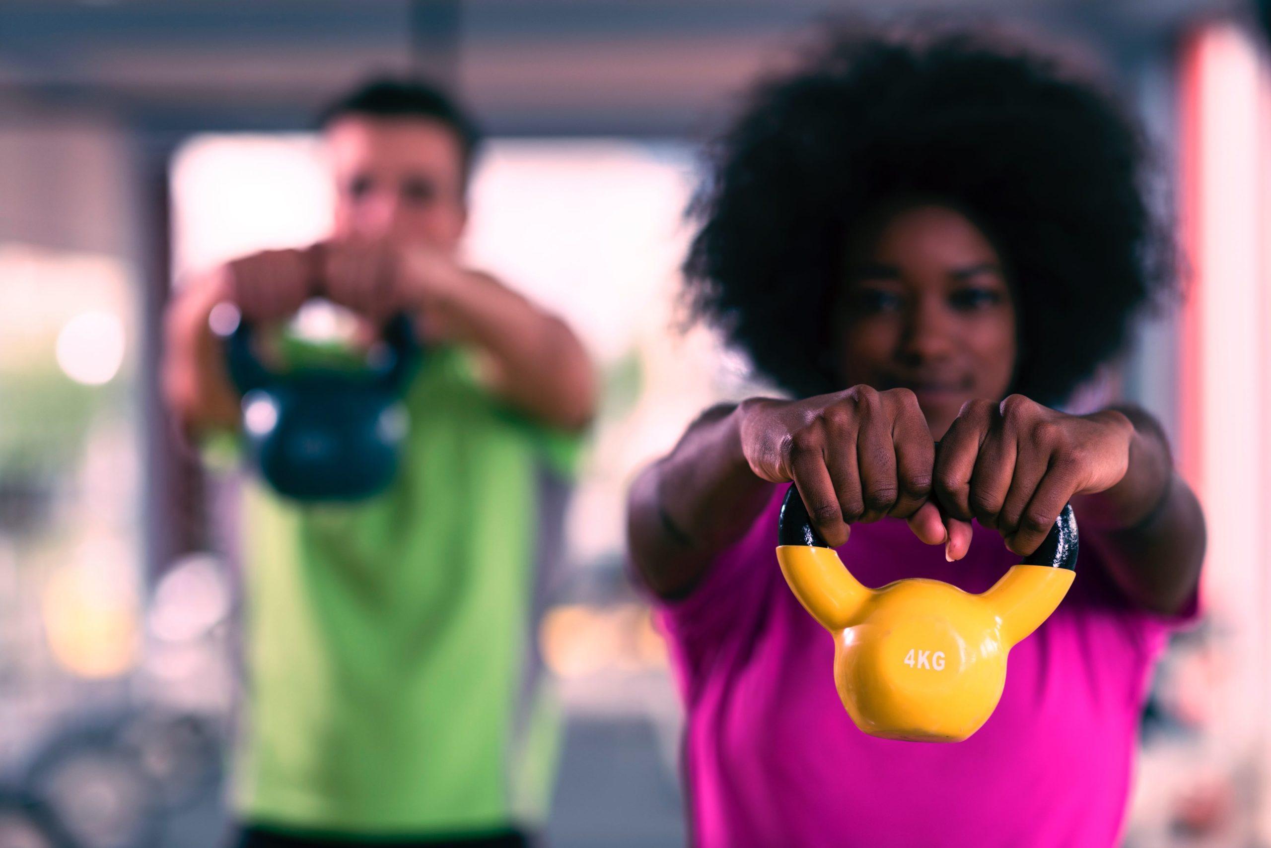 6 Kettlebell-Übungen für eine bessere Körperhaltung