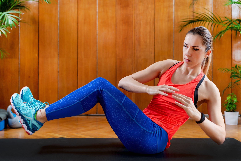 8 HIIT-Übungen mit hohem Kalorienverbrauch